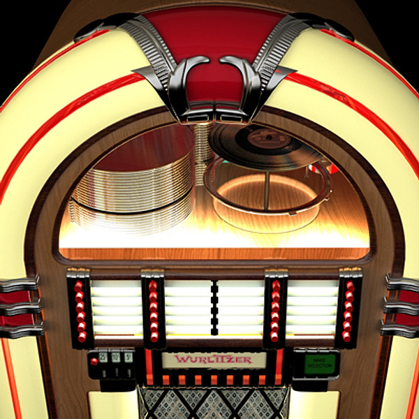 Bucked UP Jukebox